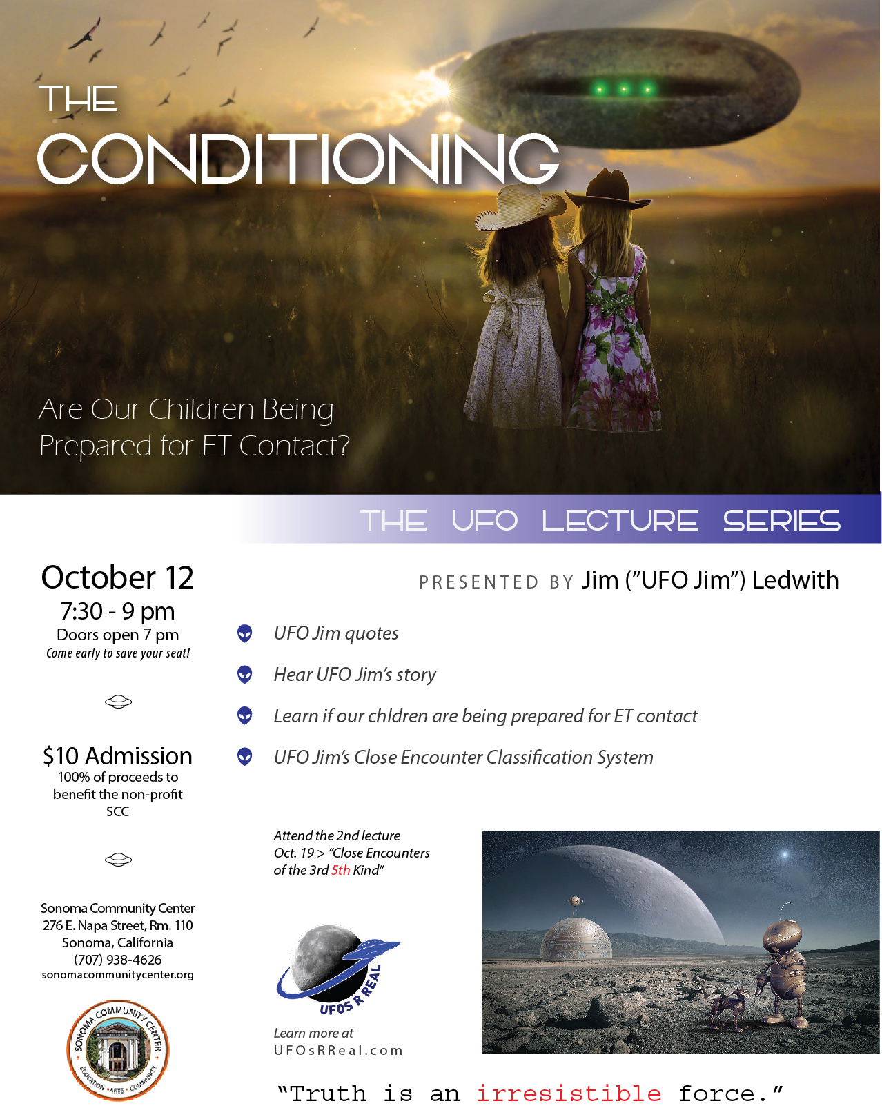 The Conditioning Oct 12